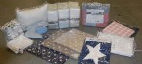 Tullete smuglervarer på auksjon