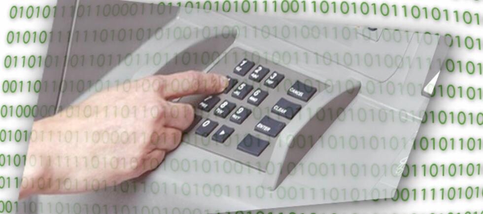 Er PIN-koden sikker?