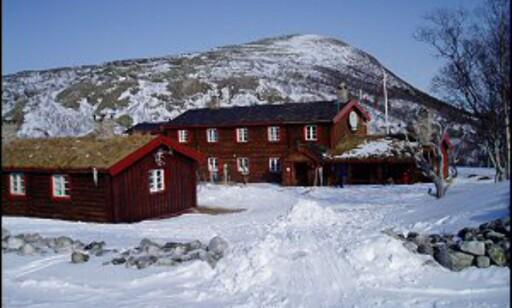 Bjørnhollia ligger flott til i Rondane. Foto: DNT Oslo og Omegn
