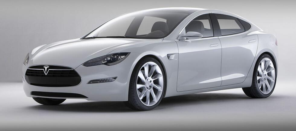 Tesla Model S Foto: Tesla Motors