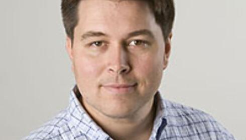 Bjørn Eirik Loftås er ivrig Twitter-bruker og redaktør i DinSide Data