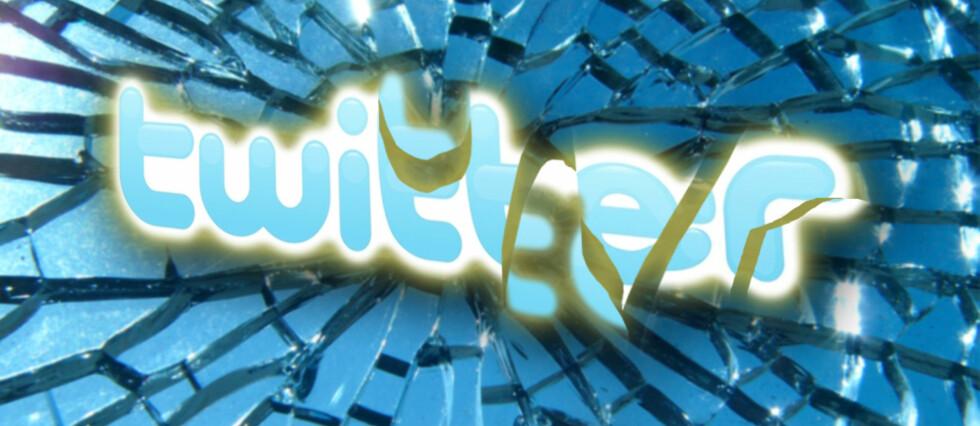 Vær varsom på Twitter