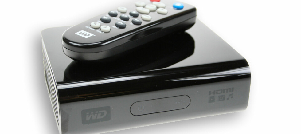 Test: WD TV