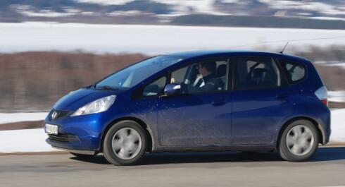 DUELL: Toyota Yaris mot nye Honda Jazz