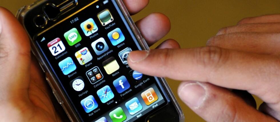 Du trenger ikke ha iPhone, men foreløpig må du ha Telenor mobil.   Foto: Colourbox.com