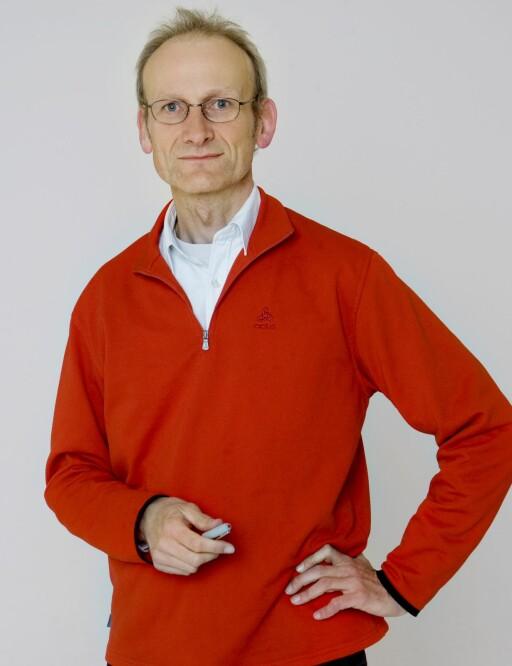 Torbjørn Eika, SSB Foto: Studio Vest AS