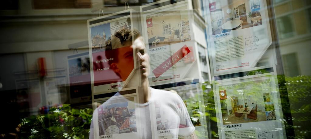 Har den negative prisspiralen og utviklingen på boligmarkedet virkelig snudd? Foto: Colourbox.com