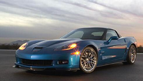 FINALIST I: Corvette ZR1