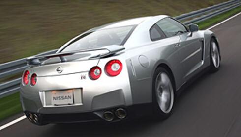 FINALIST II: Nissan GT-R