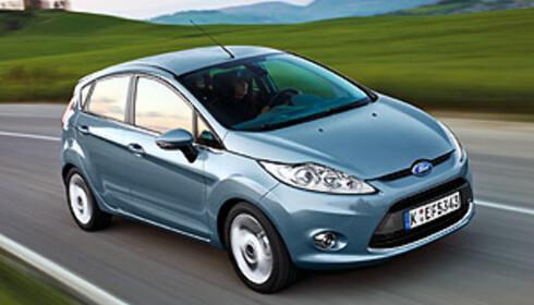 FINALIST I: Ford Fiesta