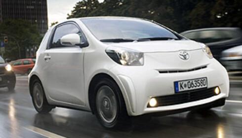 FINALIST II: Toyota iQ