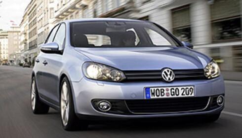 FINALIST III: Volkswagen Golf