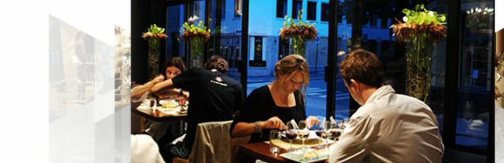 30 topp spisesteder i Oslo