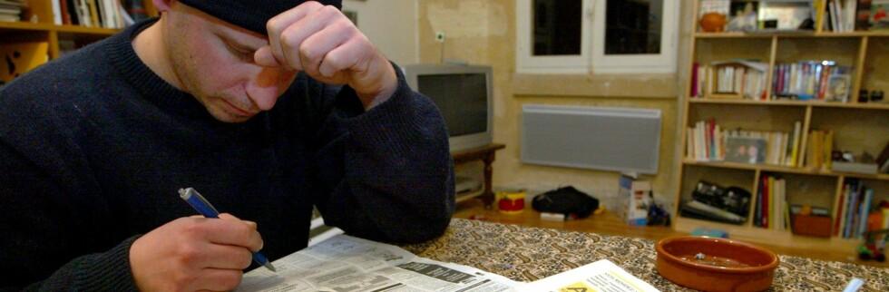 Mange må belage seg på en periode uten jobb, viser de siste prognosene fra NAV. Foto: colourbox.com
