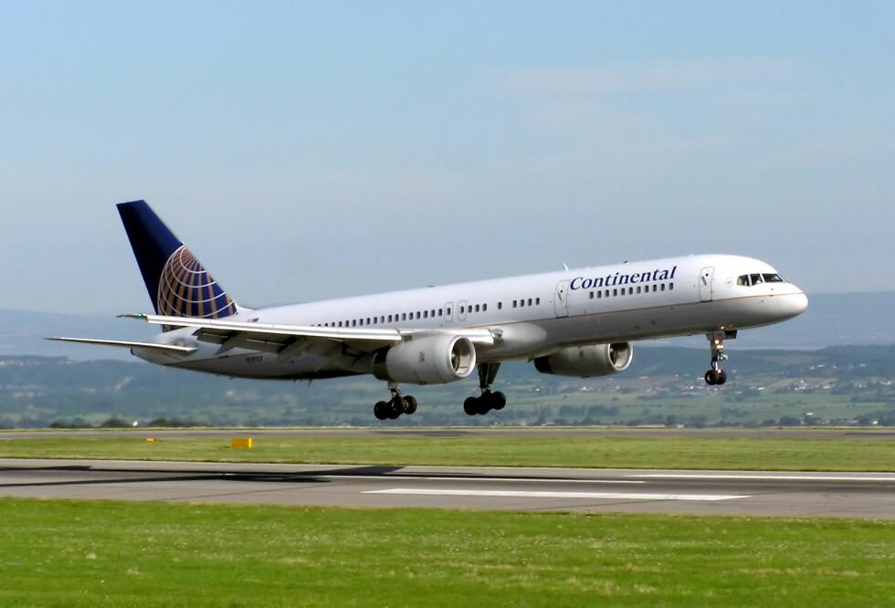 Continental er årets flyselskap igjen.  Foto: Arpingstone, wikicommons