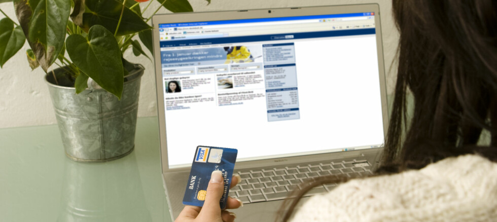 Du skal ikke uten videre godta betingelsene i nettbutikken, viser ny undersøkelse. Foto: Colourbox.com