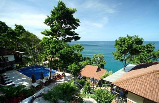 Et hotellrom her til 400 kroner er vel ikke så galt? Foto: Secret Cliff Resort