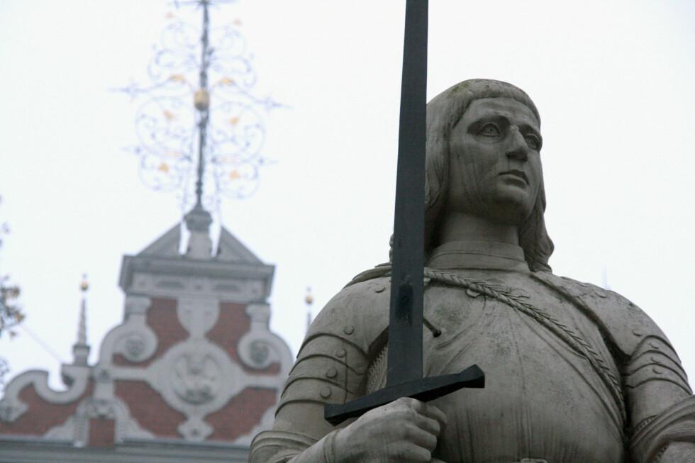 Storbyguide: Riga