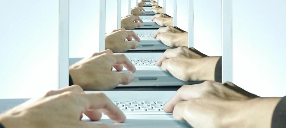 Med Webmynd kan du bake inn en haug av andre søk i Google-søket. Foto: Colourbox.com