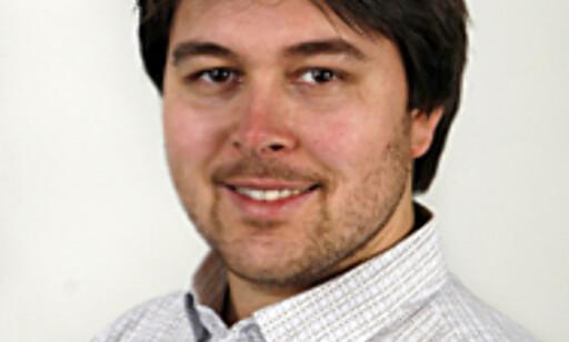 Bjørn Eirik er redaktør i DinSide Data