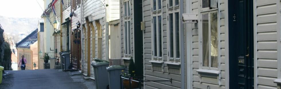 I Bergen steg boligprisene med 2 prosent i februar. Foto: Colourbox.com