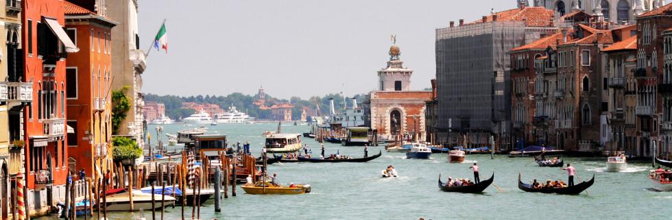 Kanalbyen Venezia er dyr, men det finnes bra spisesteder som ikke ruinerer deg. Foto: Margarit Ralev