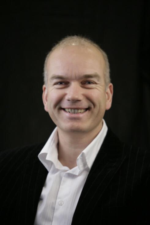 Tom Olstad er leder for Studentboligene og oppfordrer alle til å søke på boliger tidlig. Foto: Stein J. Bjørge