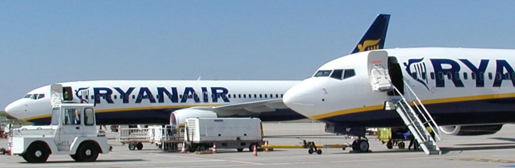 Snart kan vi alle ringe fra Ryanairs flyvninger. Foto: Wikimedia