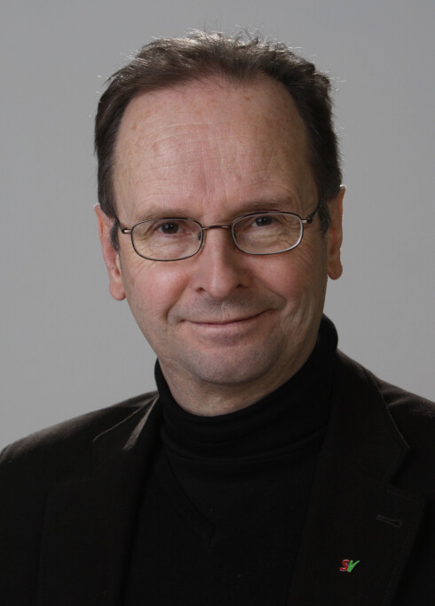 Jens Revold er statssekretær i Kunnskapsdepartementet og medlem i SV. Foto: Bjørn Sigurdsøn / SCANPIX