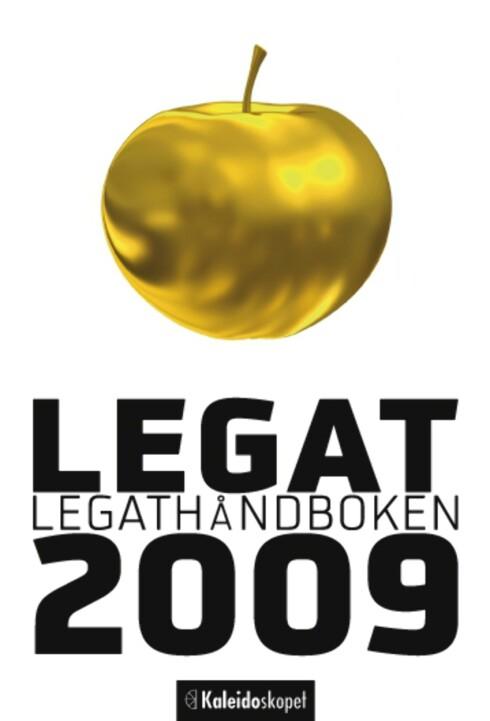 Årets Legathåndbok.