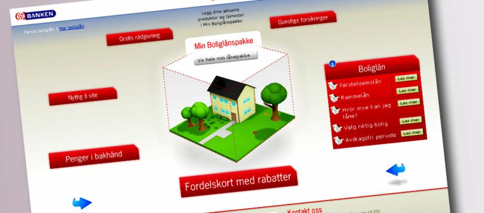 Foto: Postbankens nettsider