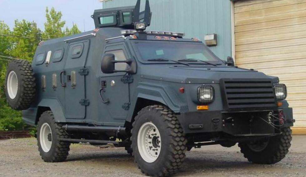 Armet Balkan Foto: Armet Armored Vehicles