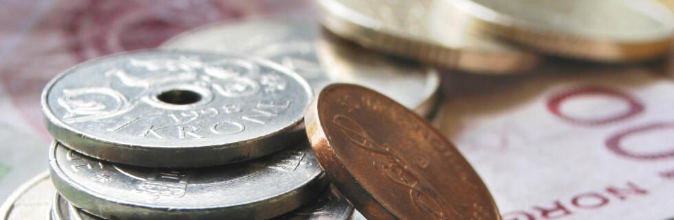 Det er ikke bare småpenger Bankklagenemnda mener DnB NOR bør utbetale. Foto: PER ERVLAND