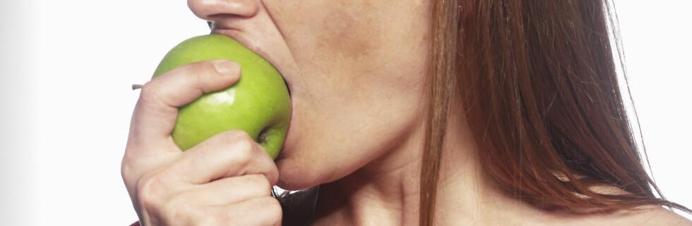 Frukt og grønt kan gjøre deg syk