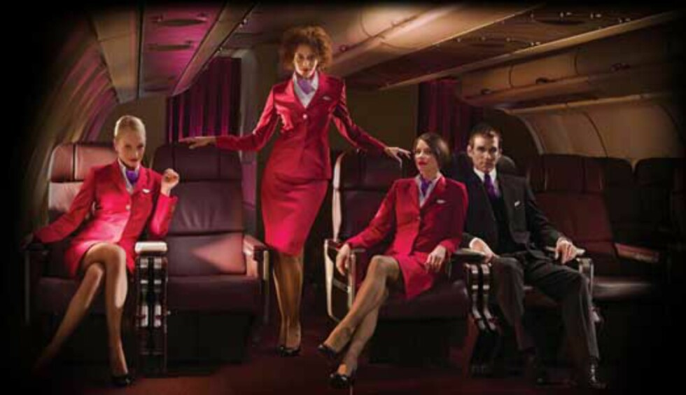 Still red hot?  Foto: Virginatlantic.com