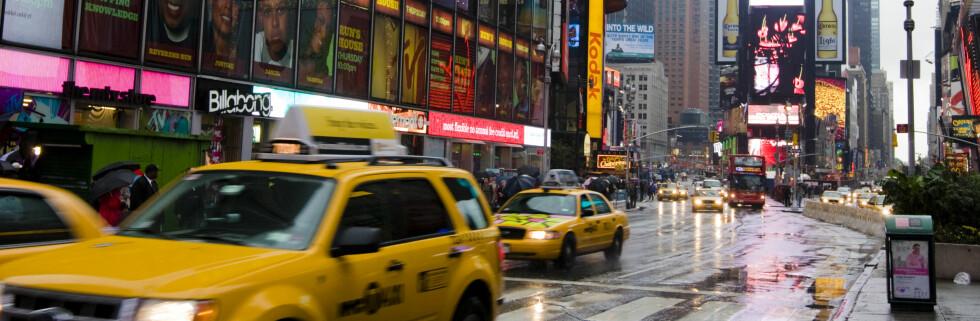 Ta deg en vårtur til New York. Foto: Colourbox