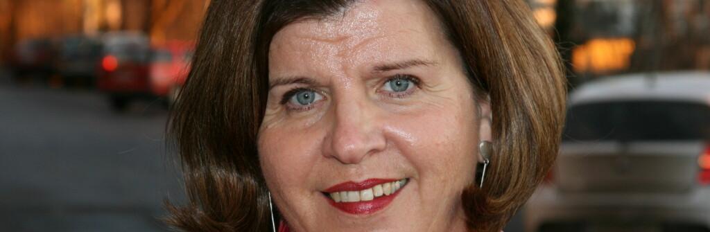 Direktør i Forbrukerrådet, Randi Flesland, og hennes kolleger skal gjøre forbrukersamfunnet enda tryggere for deg og meg. Foto: Forbrukerportalen.no