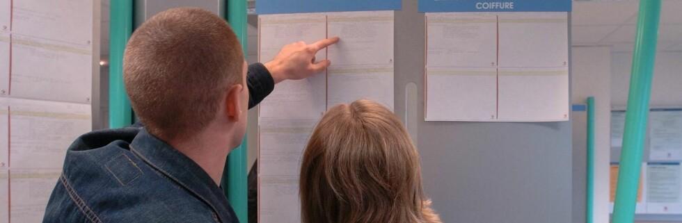 Sjekk hvor mange ledige stillinger det er i din bransje. Foto: colourbox.com