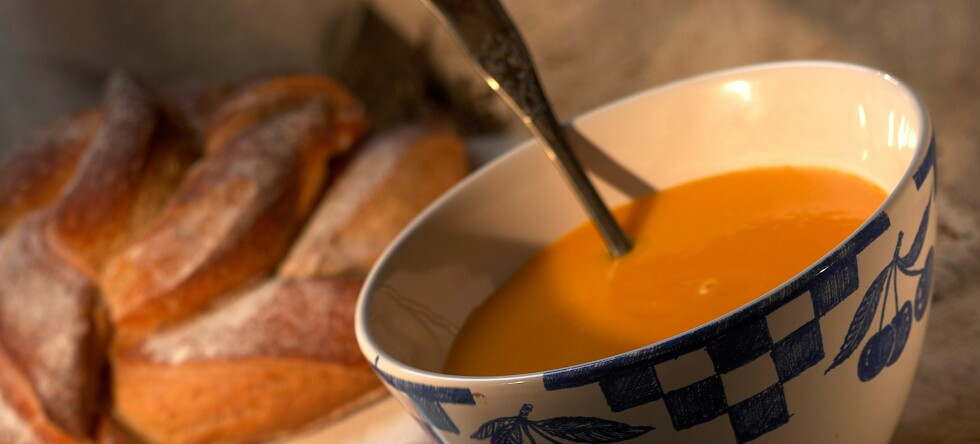 Spiser du  salte supper på regulær basis, kan få økt risiko for magekreft, ifølge britisk ekspert. Foto: Colourbox