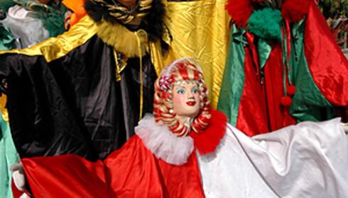Fra karneval i Olinda - kanskje verdens beste... Foto: Hans Kristian Krogh-Hanssen