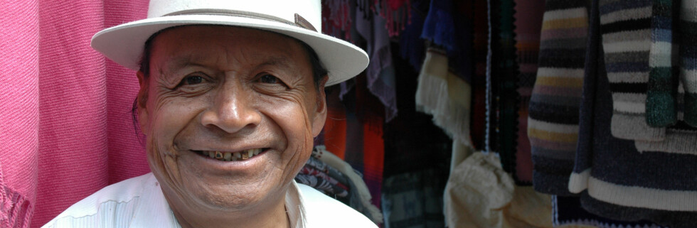 I mange kulturer er pruting en naturlig del av handelen.  Foto: M Nota