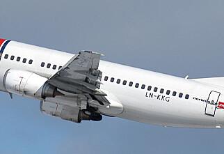 Norwegian flyr til Gatwick