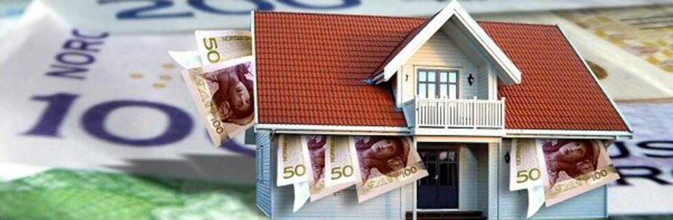 Er det fortsatt verdier igjen i boligen din? Foto: Per Ervland