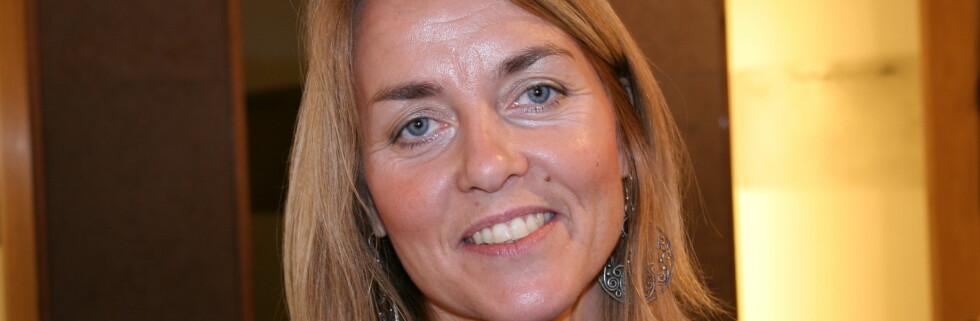 Nina Skoglunn (39) gjemmer unna penger til pensjonisttilværelsen. Foto: Hanne Marie Aabel