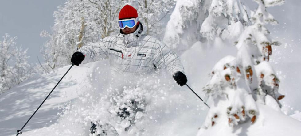 Det snør og snør - i hele Europa... Foto: skiinfo.no