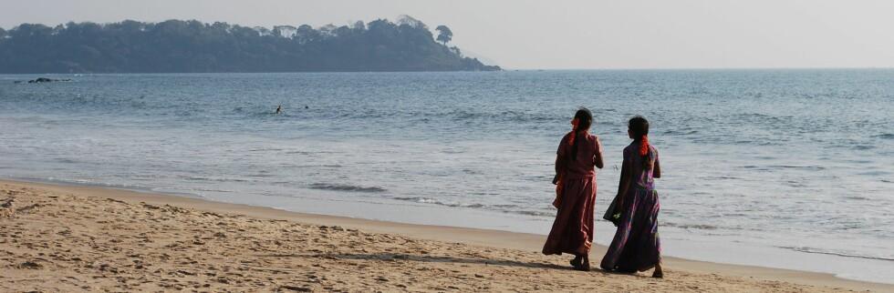 Det er ikke noe problem å reise til Goa på egenhånd. Foto: Thomas H. Aastad