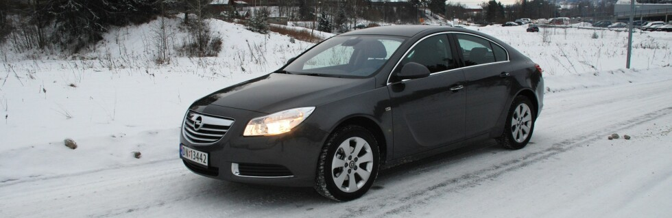 TEST: Nye Opel Insignia