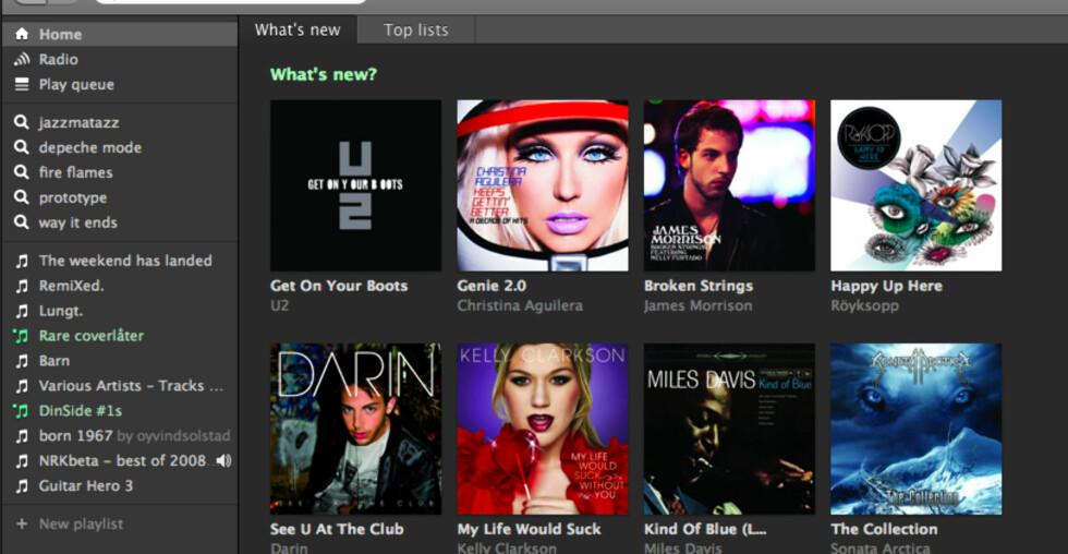 Nå fjerner Spotify låter