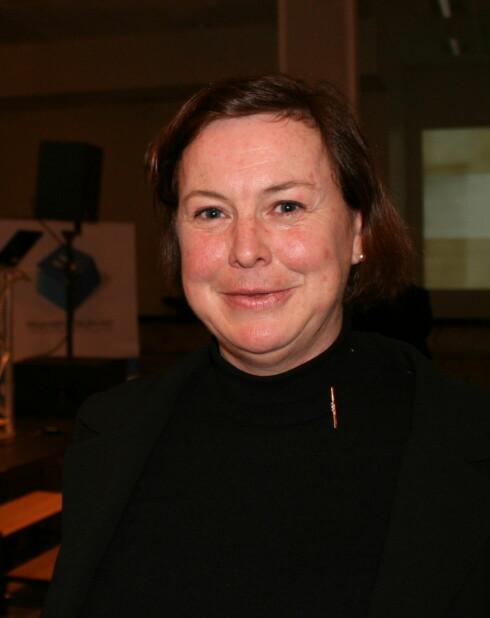 Elisabeth Realfsen er daglig leder i Finansportalen.no Foto: Kristina Picard