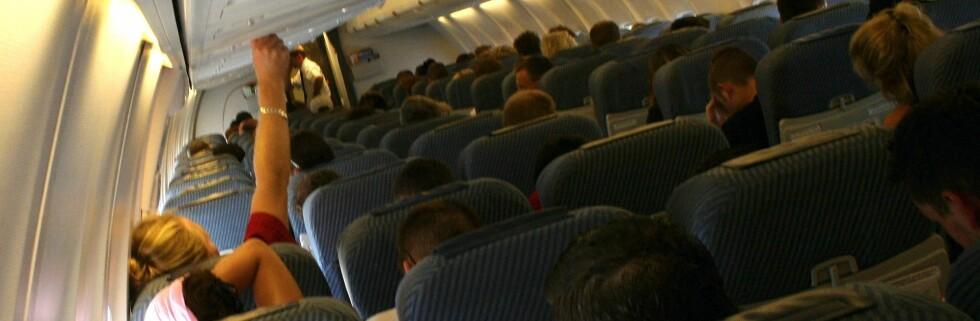 Det er større sjanse for å overleve en flyulykke hvis du tar visse forholdsregler.  Foto: colourbox.com